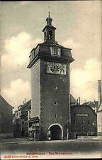Schaffhausen Schweiz Suisse AK ~1910 Partie Das Schwabentor Gasthof zum Adler