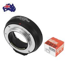 AU Auto Focus Adapter Four Thirds lens to Micro 4/3 Olympus E-P1 PL1 Panasonic G