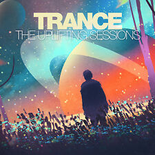 CD Trance The Uplifting Sessions von Various Artists 2CDs