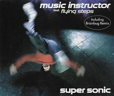 Music Instructor feat. Flying Steps - Supersonic (Single-CD)