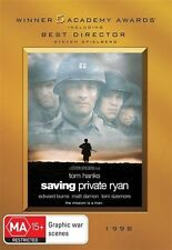 Saving Private Ryan - Academy Gold Collection (DVD, 2009, 2-Disc Set) AUSSIE R4