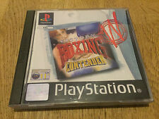 Victory Boxing Contender PS1 Playstation One