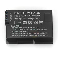 EN-EL14 ENEL14 Backup Battery Pack For Nikon DSLR P7000 D5100 D3100 D3200 P7100