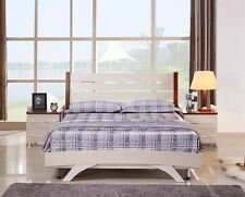 Brand New European ash wood QUEEN SIZE bed