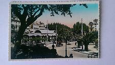 Perpignan France Vintage colour Postcard  c1950 Place Arago
