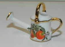 Dollhouse Miniature Watering Can Reutter Porcelain Minis 1:12 Scale