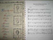 Noten - 20 Klassik-Hits für Blockflöte - zweistimmig
