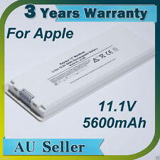 """10.8V Battery for Apple MacBook 13"""" inch A1181 A1185 MA561 MA566 Laptop White"""