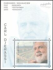 Austria 2005 Carl Djerassi/Author/Writers/Books/Science/Medicine 1v m/s (at1128)