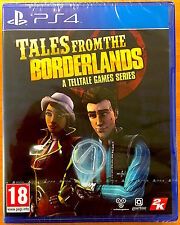 Tales from the Borderlands - Playstation PS4 Games - Brand New & Sealed
