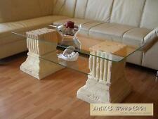 Couchtisch Wohnzimmertisch Steinmöbel Möbel aus Stein Designer Fossilmöbel NEU