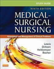 NEW Study Guide for Medical-Surgical Nursing : Assessment and Management 9e
