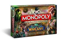 Original Monopoly World of Warcraft WoW - Collectors Edition Spiel NEU & OVP