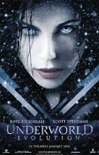 UNDERWORLD 2: EVOLUTION DVD R4 Australia Brand New Sealed Free Shipping