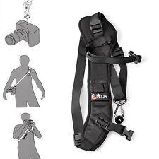 Camera Quick Rapid Shoulder Sling Belt Neck Strap For Nikon Canon Sony SLR DSLR