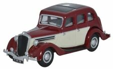 Oxford 76WO004 Wolseley 18/85 Maroon/Ivory 1/76 Scale New Boxed -T48 Post