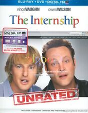 The Internship: Unrated Edition (Blu Ray + DVD Combo Set)
