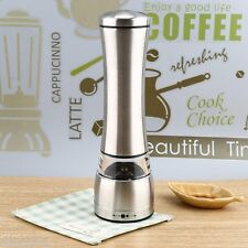 Manual Pepper Salt Spice Mill Grinder Home Kitchen Accessories Stainless Steel