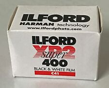 ILFORD XP 2 SUPER 400ISO Recorded 36 10 Films