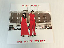 "THE WHITE STRIPES - HOTEL YORBA  / RATED X 7"" VINYL  NEW  MINT UNPLAYEDTHIRD MAN"