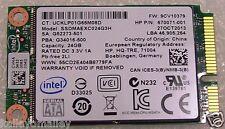 Intel SSDMAEXC024G3HP 670071-001 313 Series 24GB mSATA 3GB/s 25nm SLC SSD