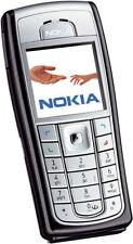 NOKIA 6230i Black - Silber Edition (Ohne Simlock) Handy + Original Nokia Wie Neu