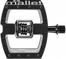 Crank Brothers Mallet DH Race Pedals Clipless MTB Mountain Bike Downhill Black