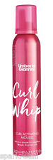 Umberto Giannini CURL WHIP Curls/Waves Activating Mousse 200ml Flexible Hold