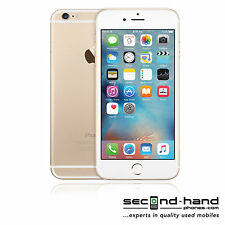 Apple iPhone 6S Plus 64GB Gold Factory Unlocked SIM FREE Good   Smartphone
