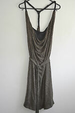 CALVIN KLEIN Womens Stunning Summer Drape Dress ~ Worn Once ~ Size Small