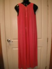 "AUTOGRAPH ORANGE ""ZIPPER"" MAXI DRESS -SZ 18 STUNNING & DRESSY NEW SEASON"