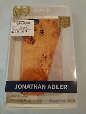 Genuine Speck CandyShell Inked Jonathan Adler Case for iPhone 6/6s Plus (Yellow)