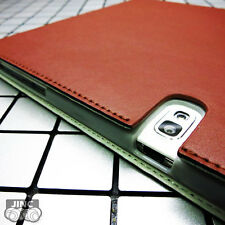 Genuine Cow Leather Book Case Cover for Samsung SM-T715 Galaxy TabS2/Tab S2 8.0