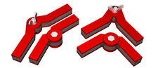 Snap & Glue Adjustable Angle Magnetic Clamps - Proses PR-SS-04 - free post