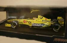 MATTEL HOT WHEELS 26744 Jordan EJ10 Mugen Honda F1 model racing car Trulli 1:18