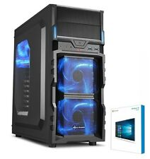Gamer PC Intel Core i7 6700K 4x4,20Ghz-16GB-4GB GTX970 Gaming 120gb SSD msi h110
