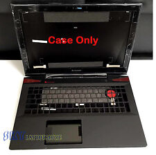 New Lenovo Y50-70 15.6 back cover+bezel+palmrest upper case+bottom Complete Case