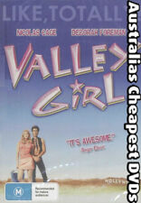 Valley Girl DVD NEW, FREE POSTAGE WITHIN AUSTRALIA REGION 4