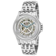 Bulova Accutron Men's 63A123 Accu Swiss Kirkwood Skeleton Automatic Watch