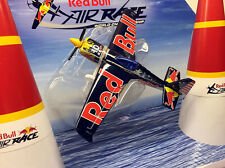 Red Bull AIR Race Kirby Chambliss Burago Metal YAKAiR / Avion / Aircraft