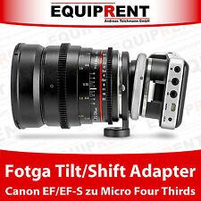 FOTGA Tilt/Shift Objektivadapter Canon EF / EF-S auf Micro Four Thirds (EQY82)