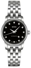 Mido Baroncelli Stainless Steel Automatic Ladies Watch M7600.4.68.1