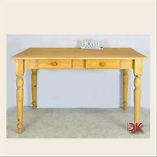 Esstisch Tisch Küchentisch 120x80 Kiefer Massivholz gelaugt Landhausstil 630244