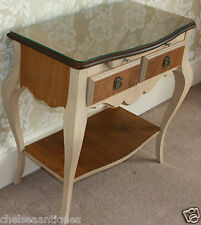 French Console Table Provence & Fils €2500 Hand-Made Solid Wood Server/Sideboard