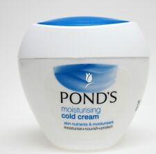 50ml Pond's Cold cream -Moisturizing Winter Care Face Soft Smooth Glowing Skin