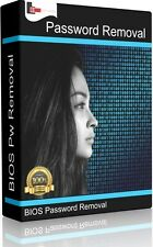 BIOS Password Recovery Deletion Reset Removal Unlock Software for PC Or Laptop