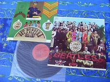 THE BEATLES ♫ SGT PEPPERS LONELY ♫ RARE  SMAS 2653 VINYL RECORDS #13