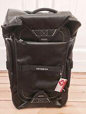Samsonite Paradiver Reisetasche Duffle Bag Koffer mit Rollen 67cm Schwarz
