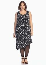 TS TAKING SHAPE PLUS SIZE S 16 OPPOSITES ATTRACT DRESS DRESS NEW WITH TAG