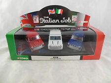 "Corgi 05506 ""The Italian Job"" 3 Piece Mini Set scale 1:36"